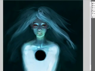 Speed Painting - Do I have a soul