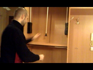 Шкафы-купе со вставкой зеркала с матовой инкррустацией (Функционал)