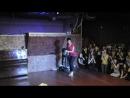 Bachata lady style La Alemana @Russian Bachata Festival 2012 (Spb)