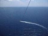 полет над морем (Юля и Виталик)