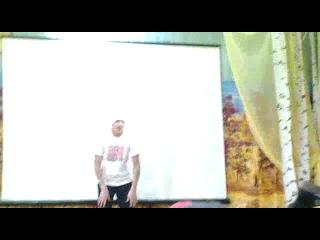 """Чемпион Свердловской области 2012 по уличным танцам - Рустам Gipsy на """"ТеRAPии"""""""