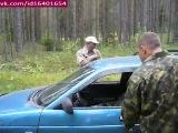Собрал все шишки пьяной мордой из-за русского автопрома