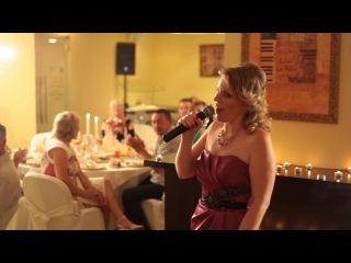 Мама поет песню на нашей свадьбе! Подарок молодоженам!