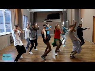 Tyga - Bouncin on my Dick hip-hop choreography by Alexander Kif - Dance Center Detroit