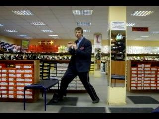 Artemix - Охранник, давай! Эксклюзивный танец ))) (2008 год)