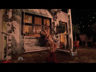 Danielle bradbery - grandpa & ruby red cowboy boots - the voice s4 top 8