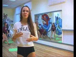 Стрип пластика. DC Level up, Strip dance, Katerina Baskakova