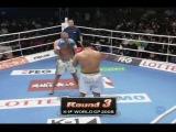 Ray Sefo vs Gokhan Saki WGP 2008-27-09