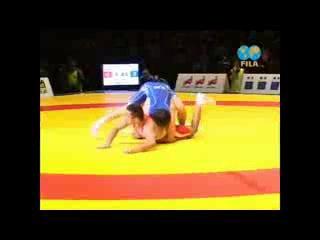 Nurbakyt Tengizbayev Greco Roman Wrestling