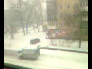 Первая метель а за окном всего то 1 Новосибирск 12 ноября