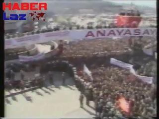 Devlet Başkanı Org. Kenan Evren 'in İzmir Konuşması (1.11.1982)(1)