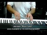 Обзор тембров цифрового пианино ORLA Stage Talent