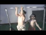Тренировка САМОГО СИЛЬНОГО РЕБЕНКА В МИРЕ с младшим братом