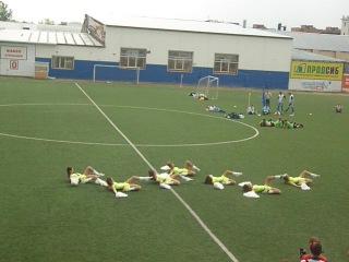 2GIS cheerleading team performane 2013 (win)