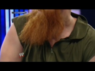 Cody Rhodes and Goldust vs. The Wyatt Family Tag team championship (Smackdown 03.01.2014)