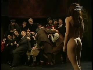 видео эротика в театре