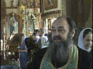 о. Василий соборование 2007 год
