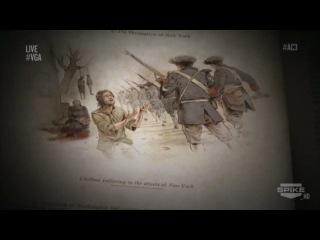 Assassin's Creed III: The Tyranny of King Washington - VGA 2012 Трейлер