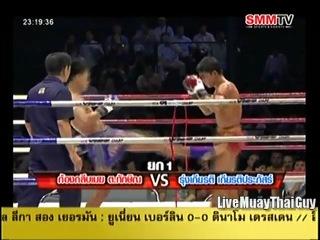 Jannarong Tor Thaksin vs Rongkiat Kiatprapat