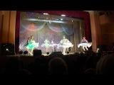 Зразковий хореографічний ансамбль народного танцю
