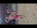 тусовка на нудистком пляже