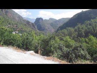Экскурсия на джипах в Турецких горах