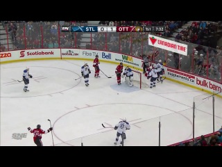 Roy's stick gets stuck but keeps playing by itself