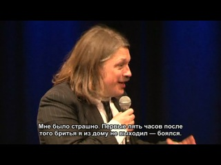 Richard herring — hitler moustache [act 1] (rus sub)