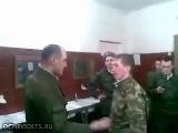 Один в поле воин. Дает дедам отпор. Дедовщина в армии РФ