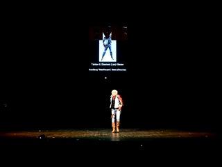 Mira Kamen no Festival 2013 - Game-Дефиле - Tekken 6, Eleonora (Leo) Kliesen - Косбенд
