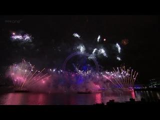 HD 1080p (Новый год 2012 в Лондоне).