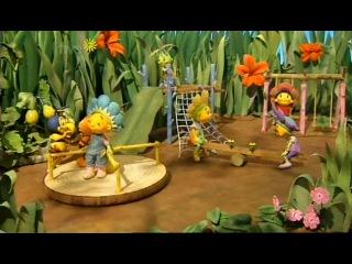Fifi and the Flowertots - Slugsy Won't Slide