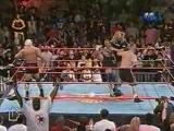 WCW NITRO 22.05.2000 - Титаны Рестлинга на канале ТНТ / Николай Фоменко