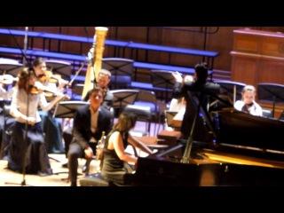 Шостакович Фортепианный концерт № . 1 Op . 35 Екатерина Мечетина (фортепиано) дирижер —Максим Венгеров