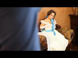 (Backstage) Принцесса Анастасия. Наталия Медведева в проекте Дмитрия Мирошниченко
