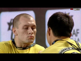 Kovalchuk vs Shamiyev (Nemiroff 2013 Final 70kg)