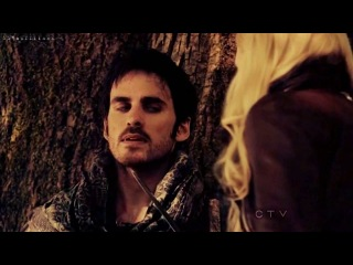 A little taste►captain hook&emma