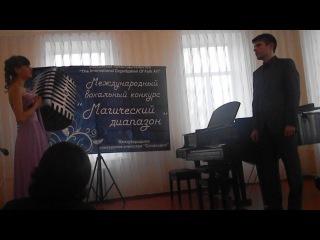 Виктория Фомова и дмитрий Самарский - Ты моя мелодия