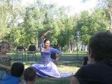 Анастасия Чердинцева. Индийский эстрадный танец.