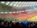 Кто не был, тот многое потерял)))Наши болельщики на матче Анжи-Спартак!!))