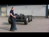 TruckCam. Регулировка АСС при помощи TruckCam