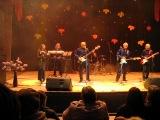 Выступление ансамбля Поющие гитары в Сиверской.