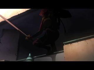 Devil Survivor 2 The Animation / Наследник Дьявола  - 3 серия [Cuba77 & Trina_D]