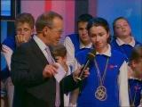 staroetv.su / Умницы и умники (Первый канал, ноябрь 2004)