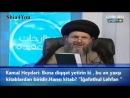 Ayatullah Kamal Heydəri - Səcdə nəyə edilməlidir