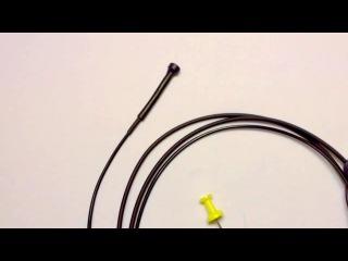 Bluetooth Микронаушники с выведенным микрофоном. Nokia BH-108