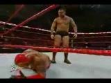 Rey Mysterio vs Santino Marella