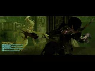 Dragonnest 龍之谷 Assassin 3rd Raven Reaper 刺客二轉烏鴉27515神展示 by半糖