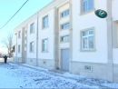 Şabranda evləri dağılan ailələr üçün tikilən yaşayış binası hazırdır