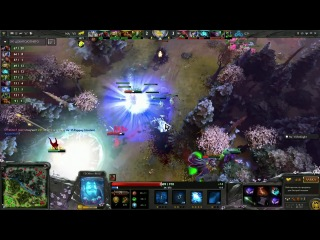 10. NaVi vs Cloud 9 (Round 3 Game-3) Dota 2 Champions League Season 2